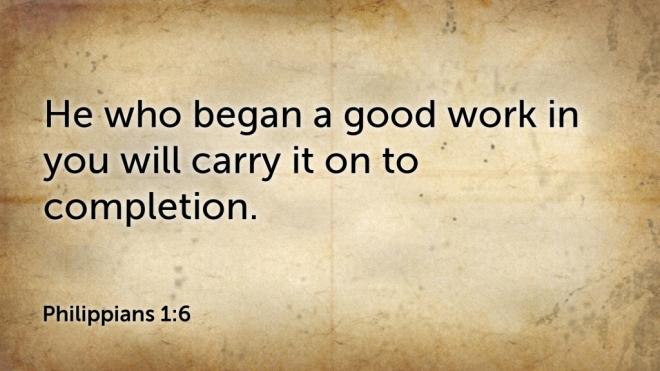Philippians 1-6
