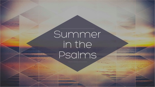 Summer in the Psalms Graphic