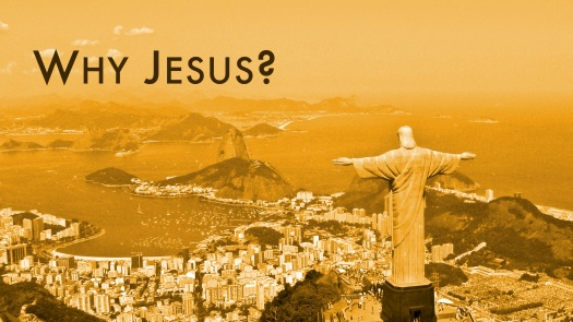 Why Jesus Graphic (dark font)