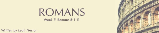 Romans Banner Week 7